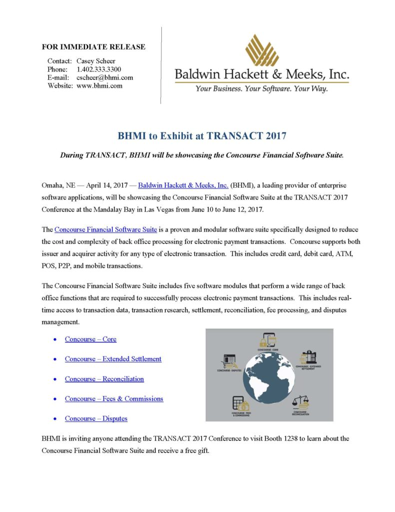 press releases Press Releases BHMI 2017 TRANSACT Page 1 791x1024