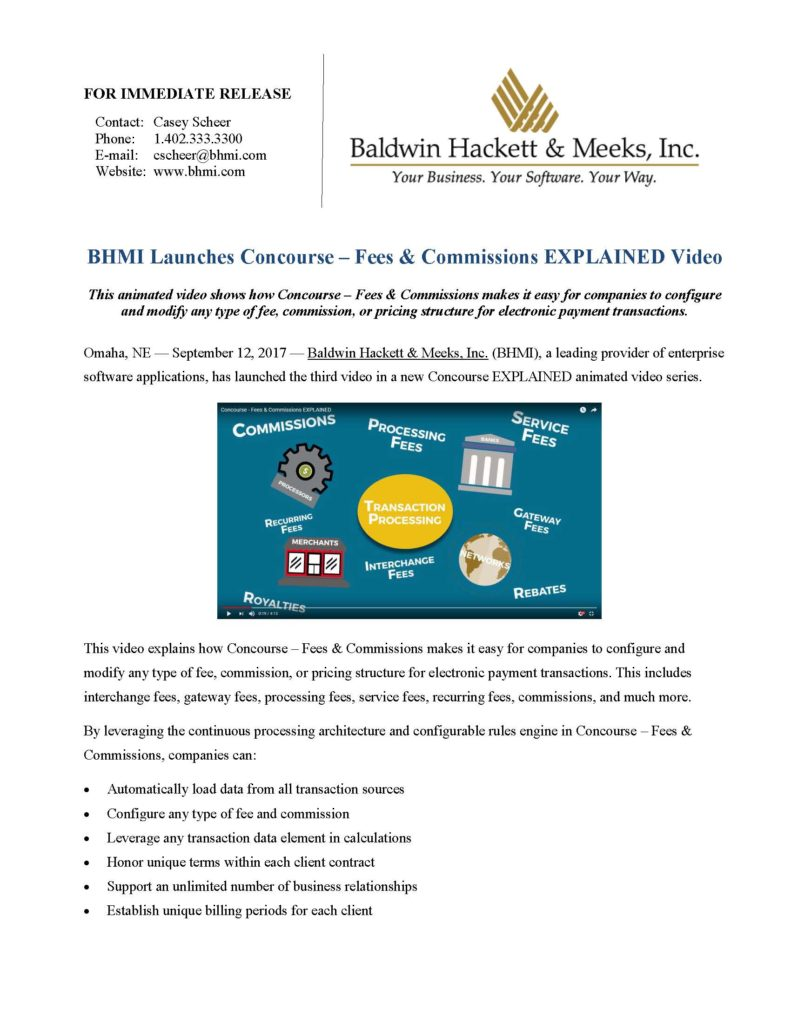 press releases Press Releases BHMI 2017 Concourse Fees Commissions Video Page 1 791x1024